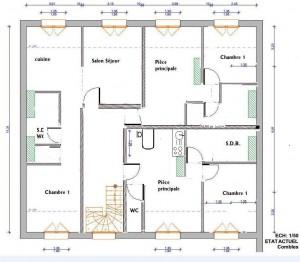 immeuble douai. Black Bedroom Furniture Sets. Home Design Ideas